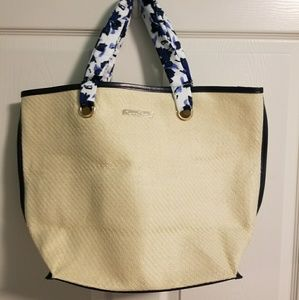 New Oscar De La Renta Tote Bag